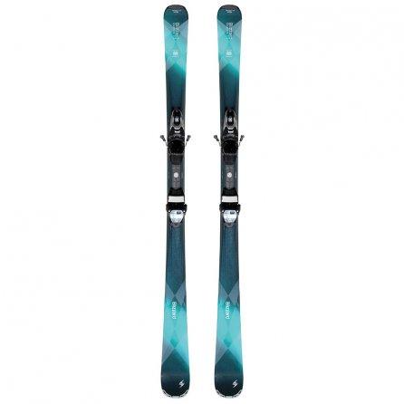 Blizzard Quattro 7.3 Ski System with Bindings (Women's) -