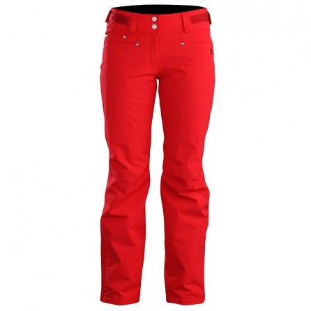 Descente Selene Insulated Ski Pant (Women's) - Electric Red