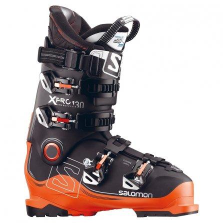 Salomon X Pro 130 Ski Boot (Men's) - Black/Orange/Anthracite