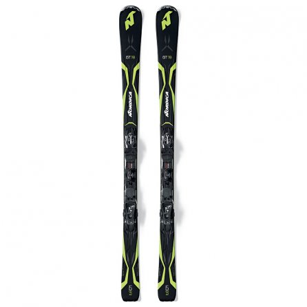 Nordica GT 78 Ski System with Bindings (Men's) -