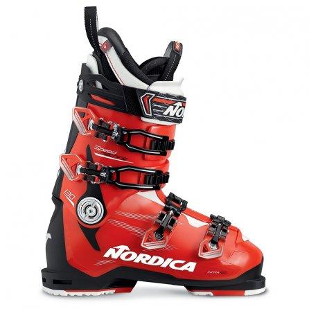 Nordica Speedmachine 130 Ski Boot (Men's) - Black/Red/White