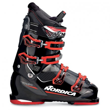 Nordica Cruise 110 Ski Boot (Men's) - Black/Red