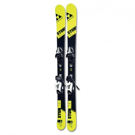 Fischer Stunner Ski System with Bindings (Kids') -