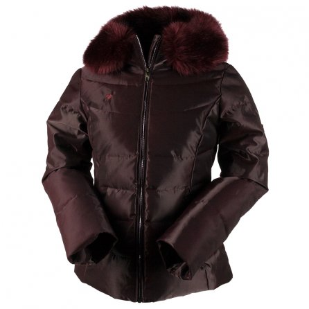 Obermeyer Bombshell Special Edition Insulated Ski Jacket (Women's) - Black Currant