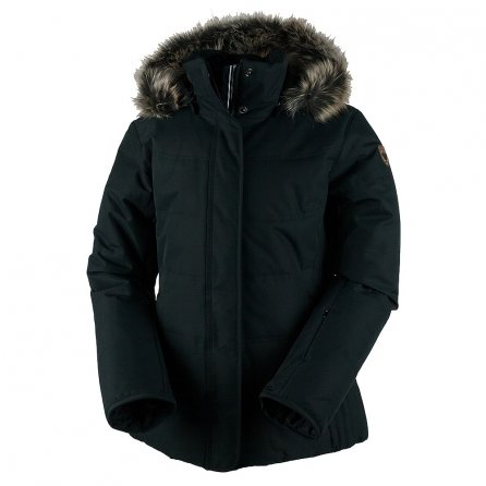 Obermeyer Tuscany Insulated Ski Jacket (Women's) - Black