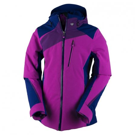 Obermeyer Kitzbuhel Insulated Ski Jacket (Women's) - Violet Vibe
