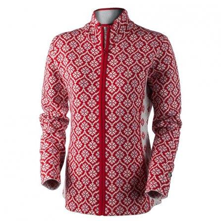 Obermeyer Jenny Knit Cardigan Sweater (Women's) - Crimson