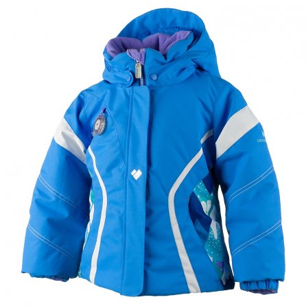 Obermeyer Aria Insulated Ski Jacket (Little Girls') - Cornflower
