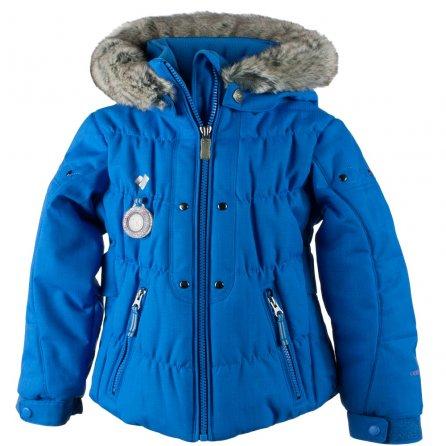 Obermeyer Juniper Insulated Ski Jacket (Little Girls') - Cornflower