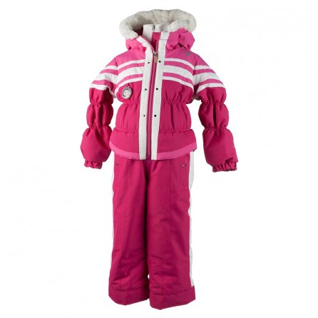 Obermeyer Skiter Insulated Ski Suit (Little Girls') -