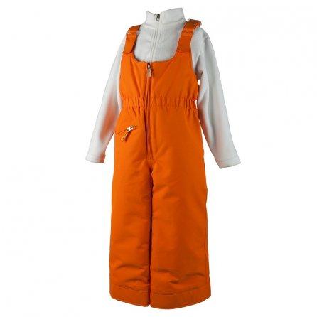 Obermeyer Snoverall Insulated Ski Pant (Little Girls') - Tangerine