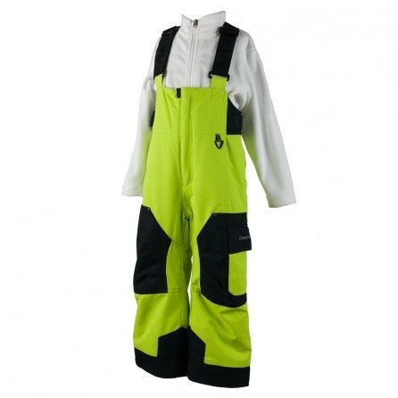 Obermeyer Volt Insulated Ski Pant (Little Boys') - Screamin Green