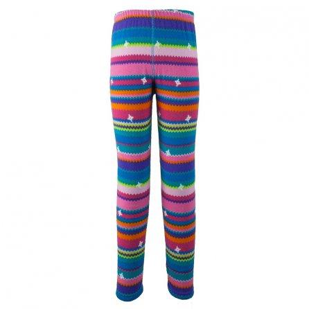 Obermeyer First Tracks Pro Fleece Pant (Little Kids') - Scribble Stripe