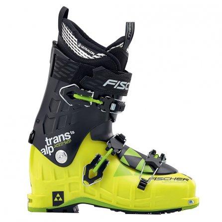 Fischer Vacuum Transalp TS Ski Boots (Men's) - Yellow/Black