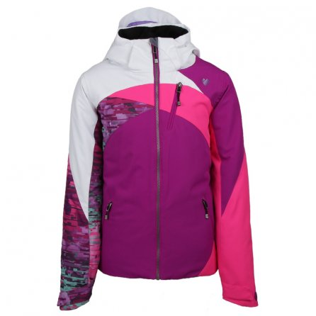 Obermeyer Tabor Insulated Ski Jacket (Girls') -