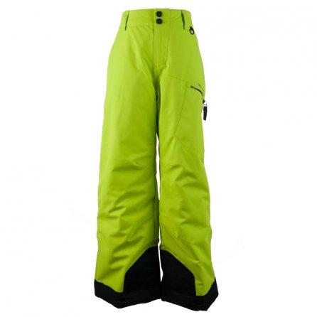Obermeyer Brisk Insulated Ski Pant (Boys') - Screamin Green