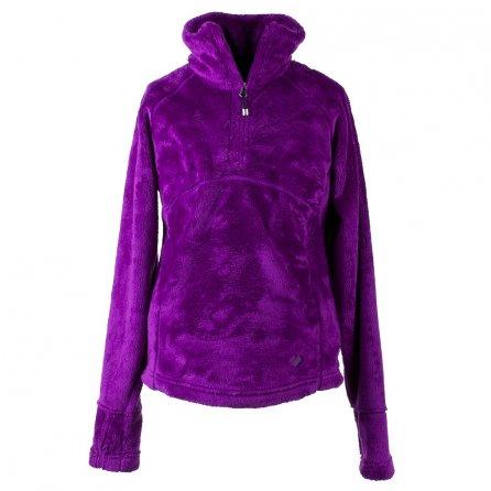 Obermeyer Furry Fleece Top (Girls') - Violet Vibe