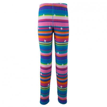 Obermeyer First Tracks Pro Fleece Pant (Kids') - Scribble Stripe