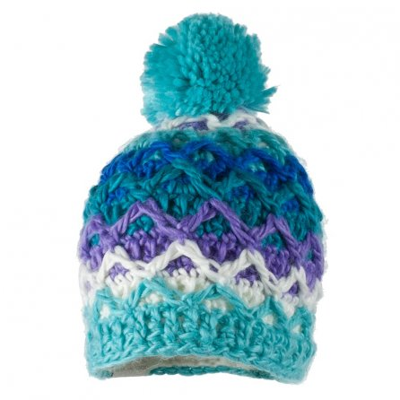 Obermeyer Averee Knit Hat (Little Girls') - Mermaid