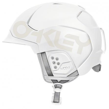 Oakley Mod 5 Helmet (Women's) - Whiteout