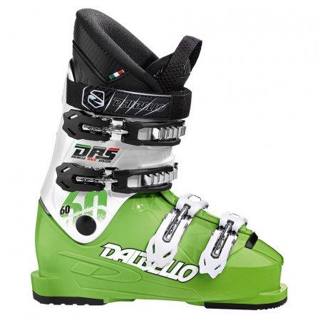Dalbello DRS 60 Ski Boot (Kids') - Lime/White