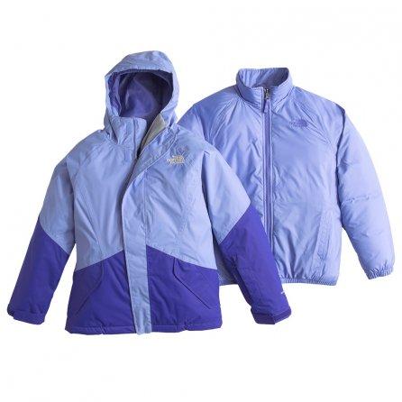 The North Face Kira Triclimate Ski Jacket (Girls') - Grapemist Blue