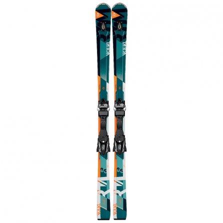 Volkl RTM 86 UVO Ski System with Bindings (Men's) -
