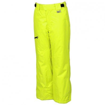 Karbon Stinger Insulated Ski Pant (Boys') - Lime/Black
