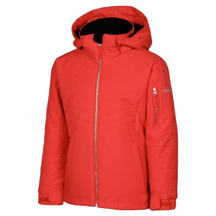 Karbon Frequency Insulated Ski Jacket (Girls') - Paradise