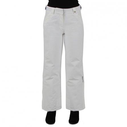 Karbon Rainbow Insulated Ski Pant (Women's) - Arctic White