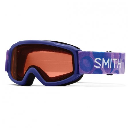 Smith Sidekick Goggles (Little Kids') - Ultraviolet Dollop