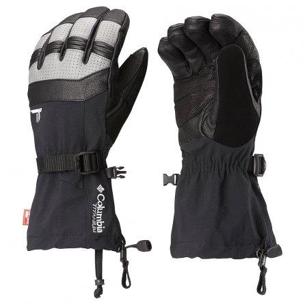 Columbia Winter Catalyst Glove (Men's) - Black/Light Grey