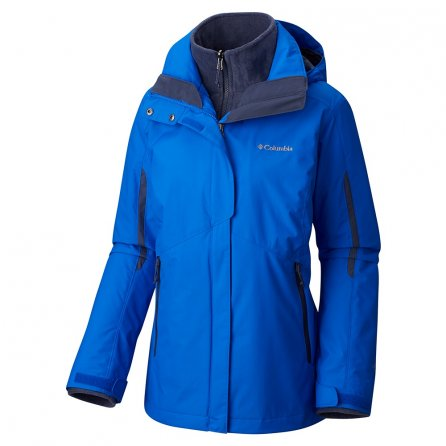 Columbia Bugaboo Interchange 3-in-1 Ski Jacket (Women's) -