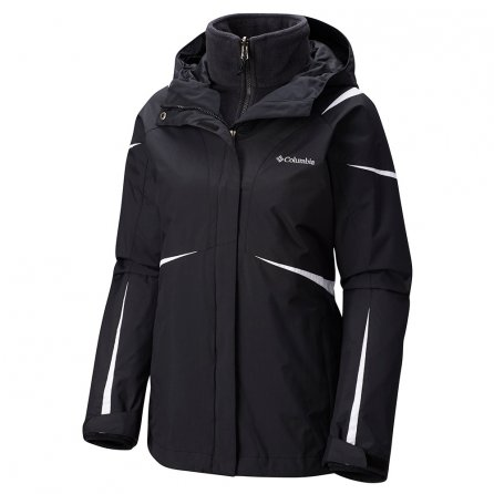 Columbia Blazing Star Interchange 3-in-1 Ski Jacket (Women's) -
