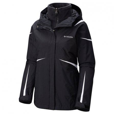 Columbia Blazing Star Interchange 3-in-1 Plus Ski Jacket (Women's) -