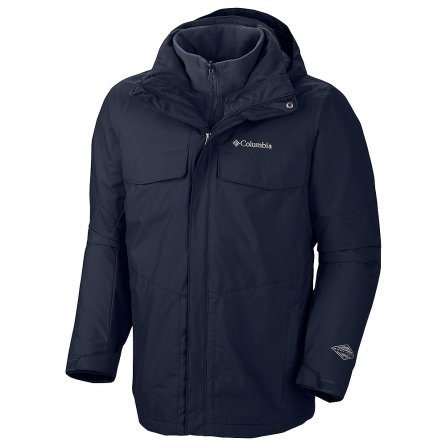 Columbia Bugaboo Interchange 3-in-1 Ski Jacket (Men's)  - Collegiate Navy