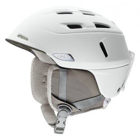 Smith Compass Helmet (Women's) - White/Pearl