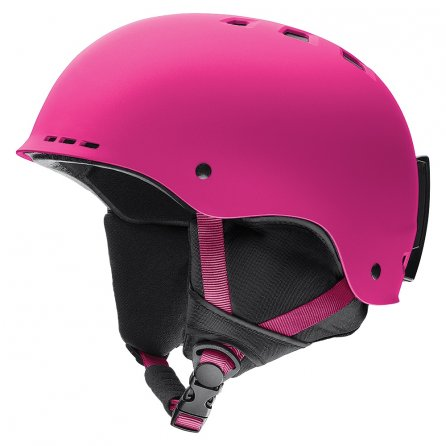 Smith Holt Helmet (Adults') - Matte Fuchsia