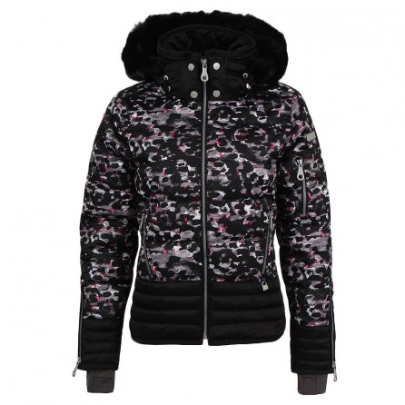 Nils Liv Insulated Ski Jacket with Faux Fur (Women's) -