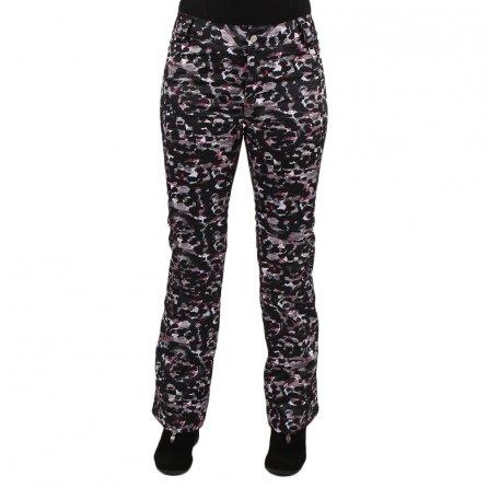 Nils Sienna Print Insulated Ski Pant (Women's) -