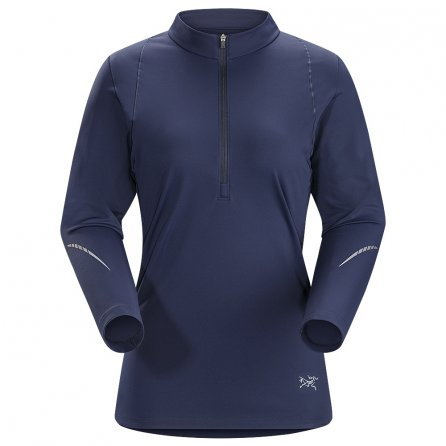 Arc'teryx Ensa Zip-Neck Mid-Layer (Women's) - Marianas