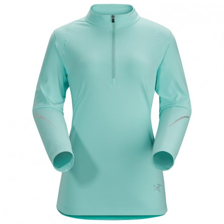 Arc'teryx Ensa Zip-Neck Mid-Layer (Women's) - Vista