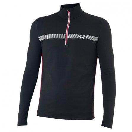 Newland Adone Half Zip Sweater (Men's) - Black/White