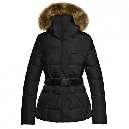 Goldbergh Jodie Insulated Ski Jacket with Real Fur (Women ...