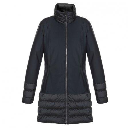 Poivre Blanc Softshell Coat (Women's) - Black