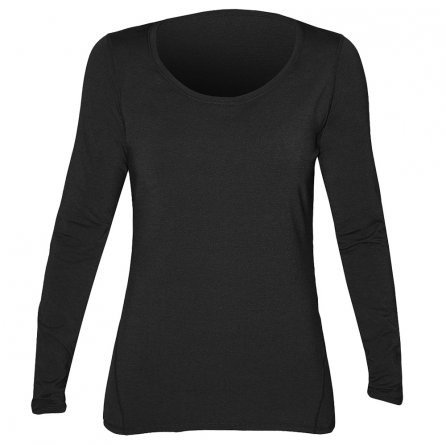 Hot Chillys MTF Solid Tunic Baselayer Top (Women's) - Black