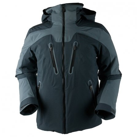 Obermeyer Spartan Insulated Ski Jacket (Men's) - Graphite