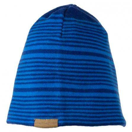 Obermeyer Striper Knit Hat (Men's) - Stellar Blue