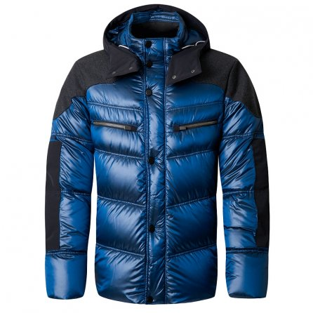 Sportalm Line Insulated Ski Jacket (Men's) - Flash Blue
