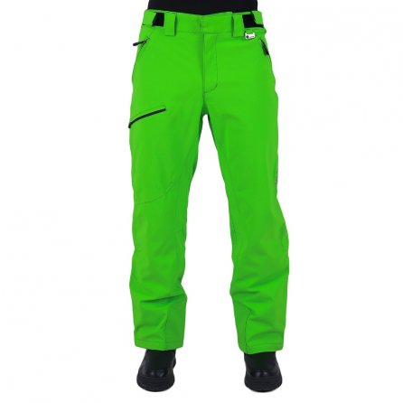 Karbon Triton Insulated Ski Pant (Men's) - Electric Green/Black